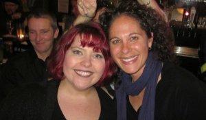 Belinda and Dana Goldberg