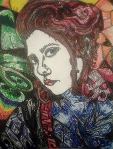 Belinda portrait