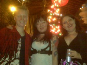 Margaret Cho, Sue and I